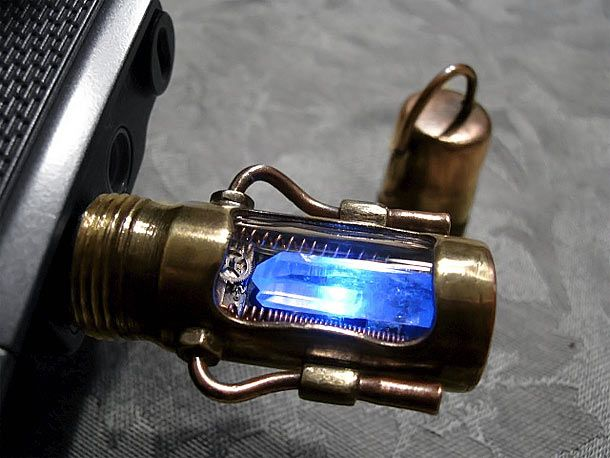steampunk usb