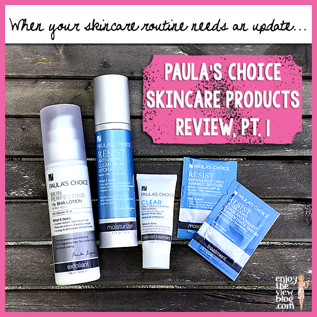 Product Review Paula S Choice Skincare Products Pt 1 Paula S Choice Skincare Paulas Choice Skin Care