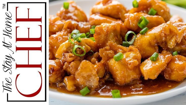 How to Make Chinese Takeout Orange Chicken | The Stay At Home Chef -  #Chef #Chicken #Chinese... #chineseorangechicken How to Make Chinese Takeout Orange Chicken | The Stay At Home Chef #chineseorangechicken