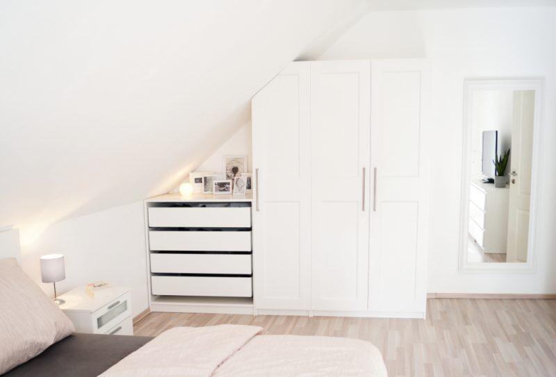 5 Tipps Raume Mit Dachschragen Optimal Nutzen In 2020 Mit Bildern Raume Mit Dachschragen Schlafzimmer Dachschrage Zimmer Mit Dachschrage Einrichten
