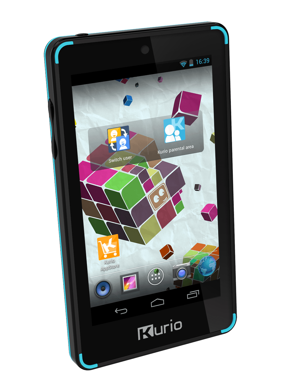 e8c9dbb5a23d The Kurio tablet is one of the top kid toys this season. The Android tablet