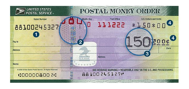 How To Send Money Order By Post