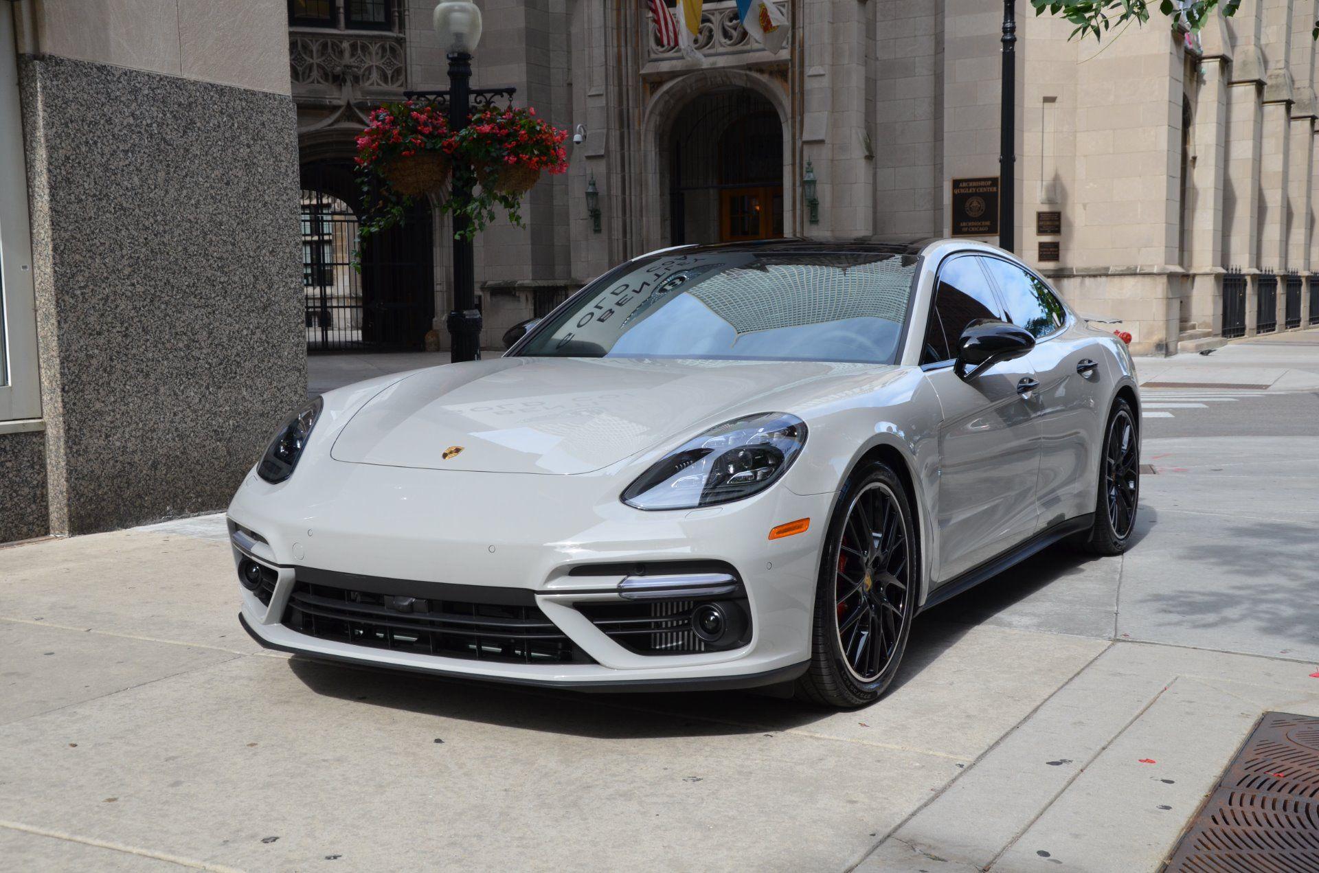 Used 2017 Porsche Panamera Turbo Chicago Il