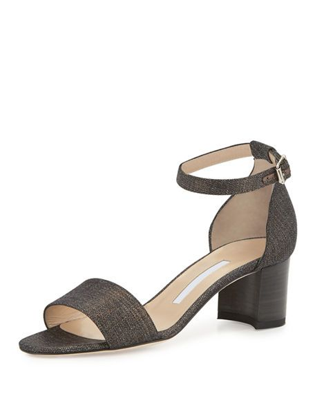 Manolo Blahnik Lauratomod Denim Sandals w/ Tags cheap sale collections outlet locations cheap online latest collections cheap price cheap sale shop outlet latest collections vXl8SIsIMB