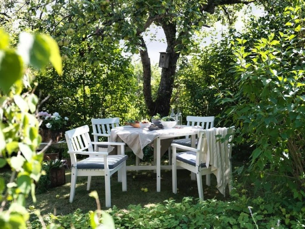 comedor en el jardin | Comedores de exterior | Pinterest
