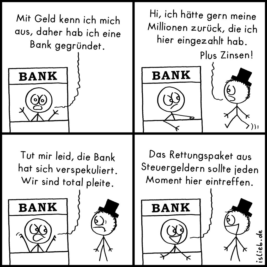 Bank | #finanzwirtschaft #islieb