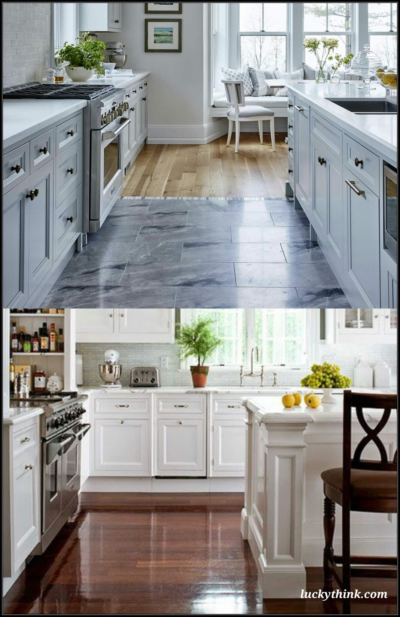 some examples of modern and traditional kitchen floor ideas kitchen flooring kitchen cabinets on kitchen flooring ideas id=22898