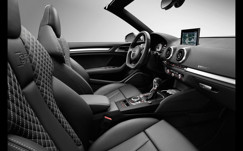2014 Audi S3 Cabriolet Interior 2 1440x900 Wallpaper Audi