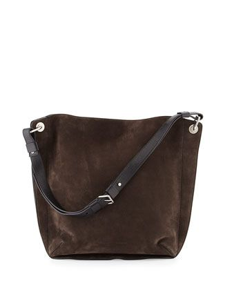 Prospect Suede Large Hobo Bag by Proenza Schouler at Bergdorf Goodman.