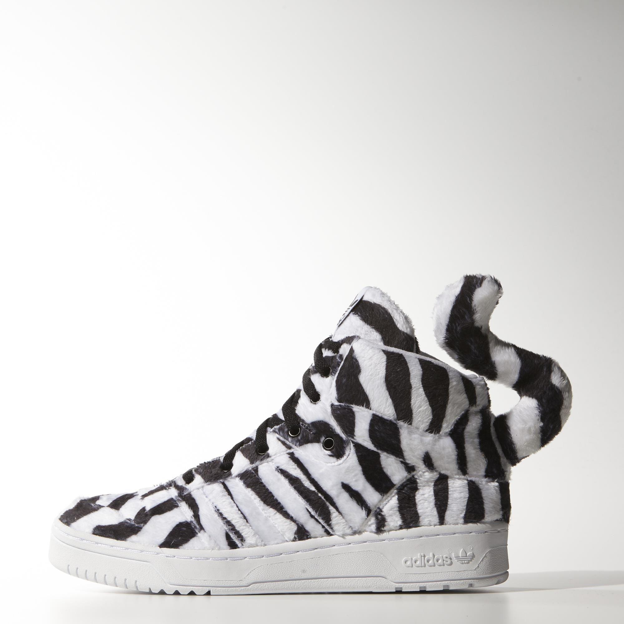 best service 6f92f f0ead adidas - White Tiger Shoes. Tênis Jeremy Scott ...