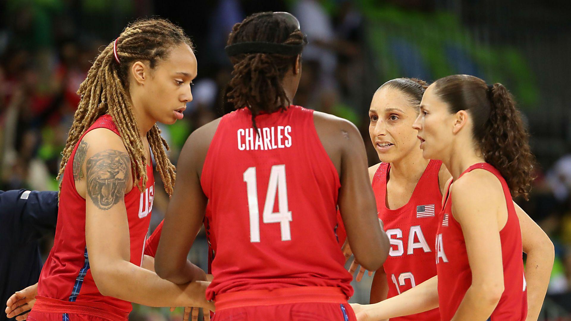 teamusawomensbasketball wins gold Nbc olympics