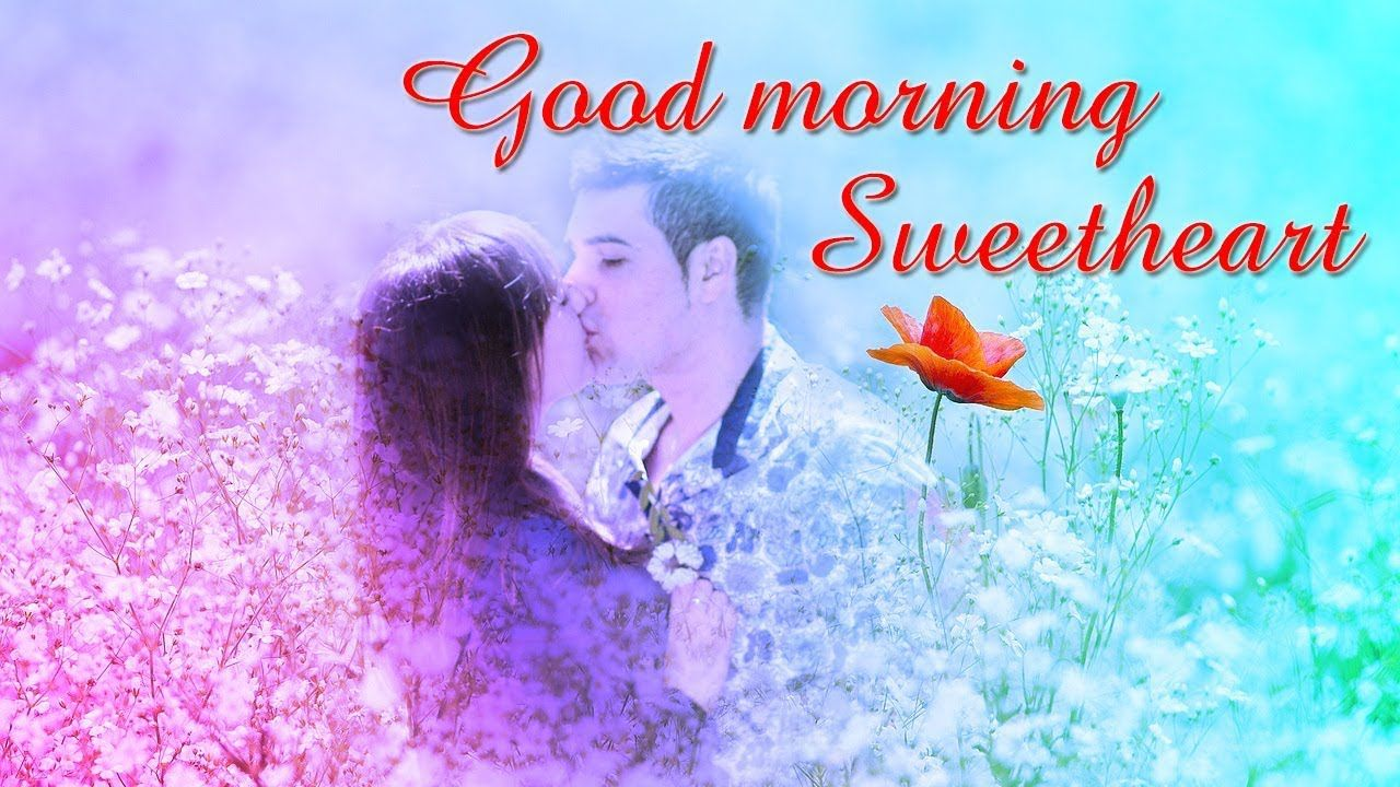 Good Morning Sweetheart Images