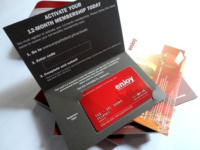Enjoy The Best Philippines Http Www Genzelkisses Com Enjoy The Best Philippines Html Gift Card Design Voucher Design Gift Card Presentation