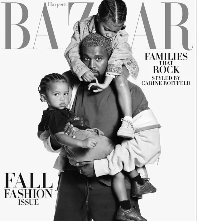 kanye west featured on harper bazaar magazine with an inspiring Kanye West Style 2018 kanye west featured on harper bazaar magazine with an inspiring quote