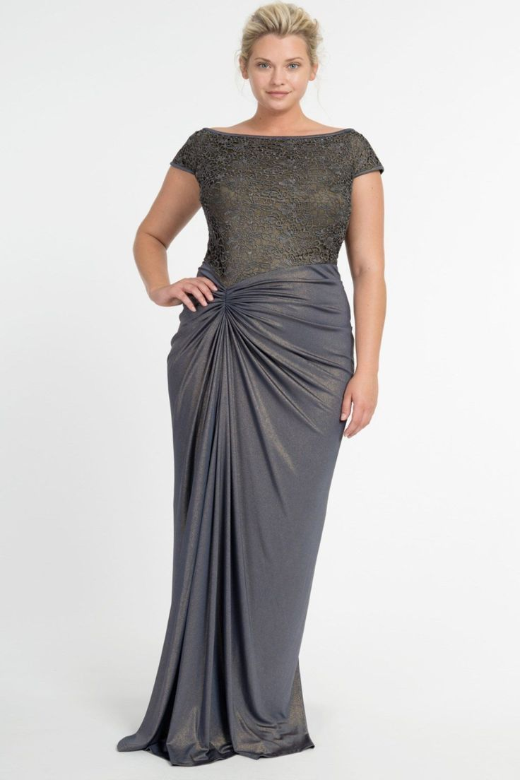 Tall plus size special occasion dresses | Mike\'s Mommy | Pinterest ...