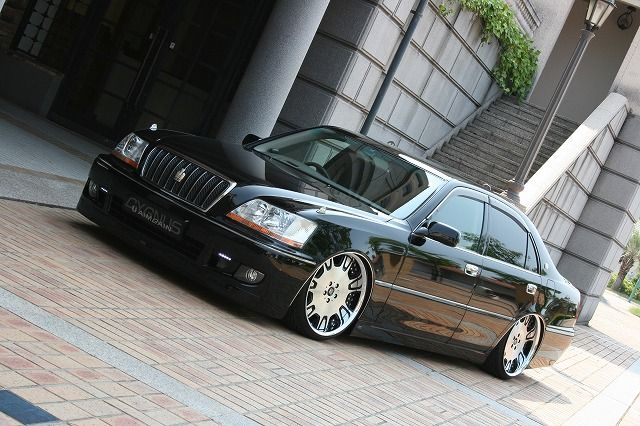 Toyota Crown Majesta | Cars | Toyota crown, Toyota cars, Japan cars