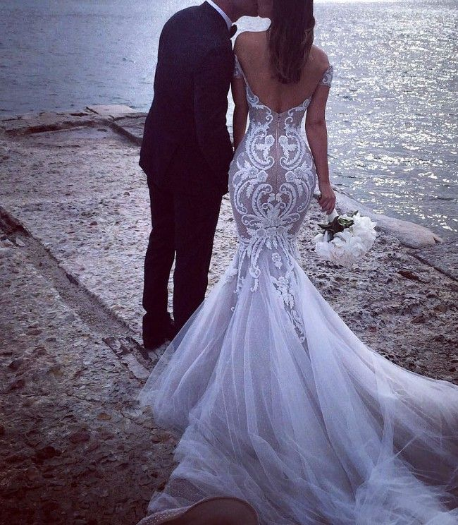 Steven Khalil, Custom Made, Size 4 | De novia, Novios y Vestidos de ...