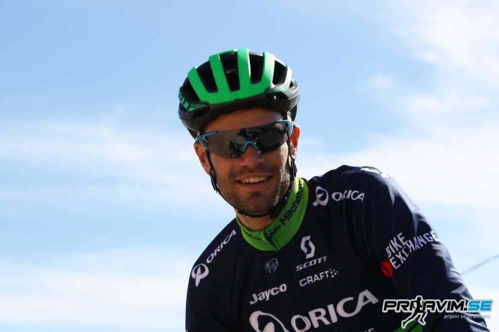 Kolumbijec Fernando Gaviria je zmagovalec 110. izvedbe dirke Paris - Tours Elite.