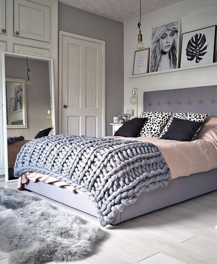 40 Gray Bedroom Ideas 40 Gray Bedroom