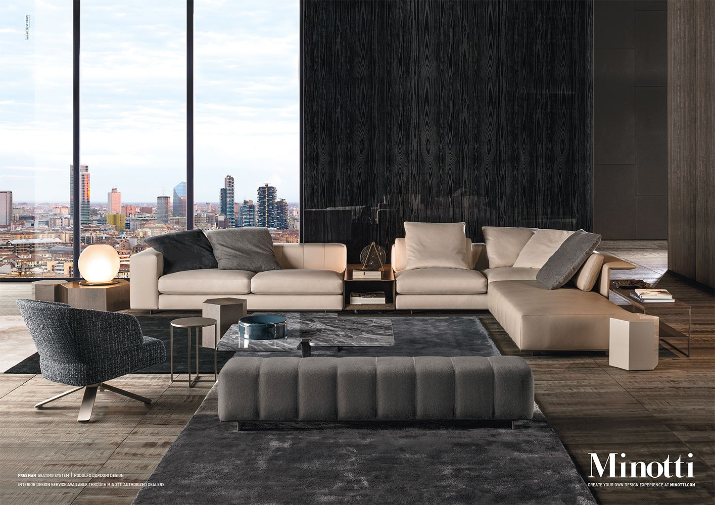 Delicieux Freeman Seating System, Rodolfo Dordoni Design #adv #freeman #sofau2026  Furniture Styles
