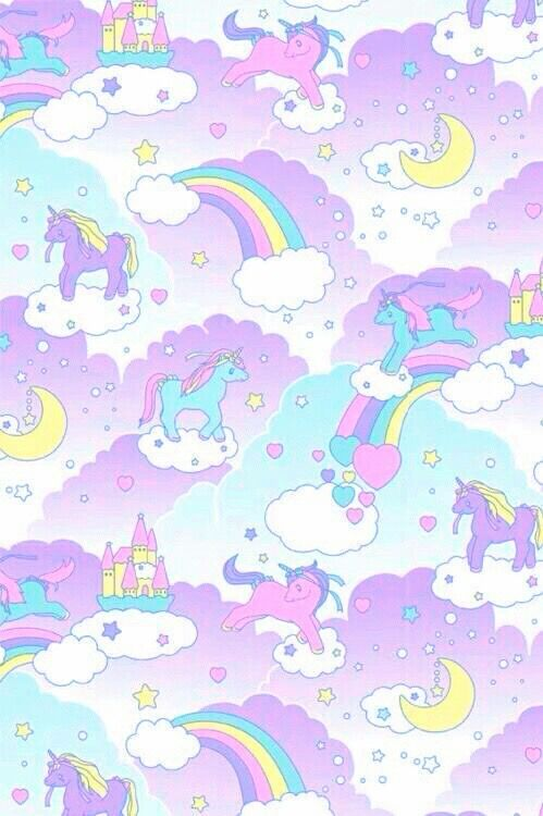 Pin By Erica Scott On Unicorns With Images Unicorn Wallpaper