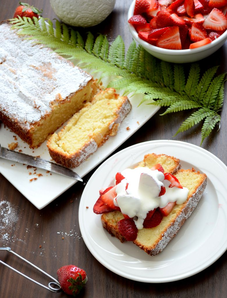 Whisk Affair: Vanilla pound cake