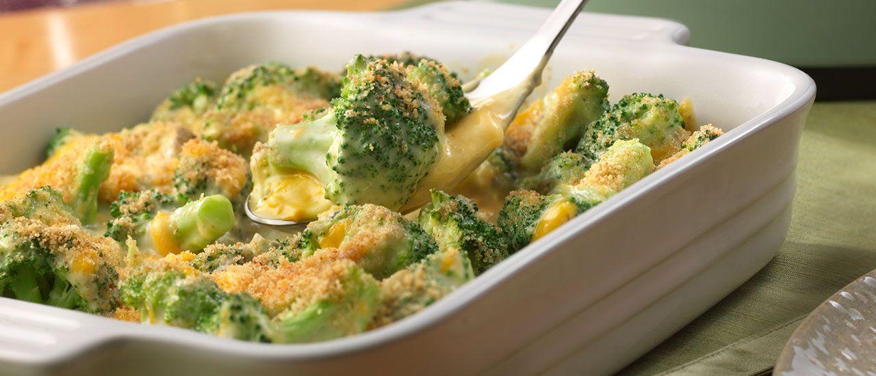 Broccoli& Cheese Casserole