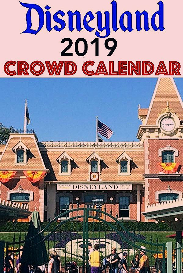 Photo of Best Days to Visit Disneyland 2019 – The Mommy Mouse Clubhouse