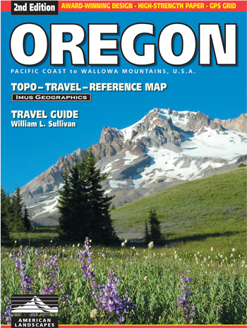 Oregon Map | Map of Oregon