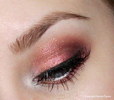 mac vanilla, expensive pink, cranberry, sketch