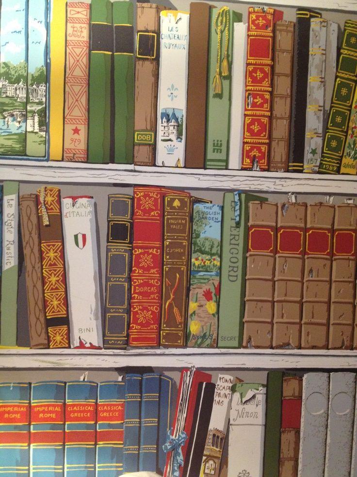 brunschwig and fils bibliotheque