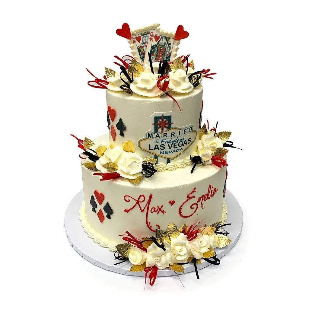 32++ Wedding cakes las vegas nv ideas