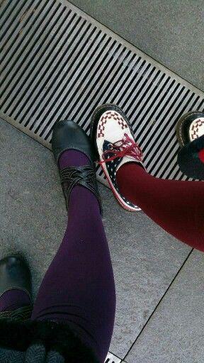 #stocking #pantyhose #tights (akatsukibeni)