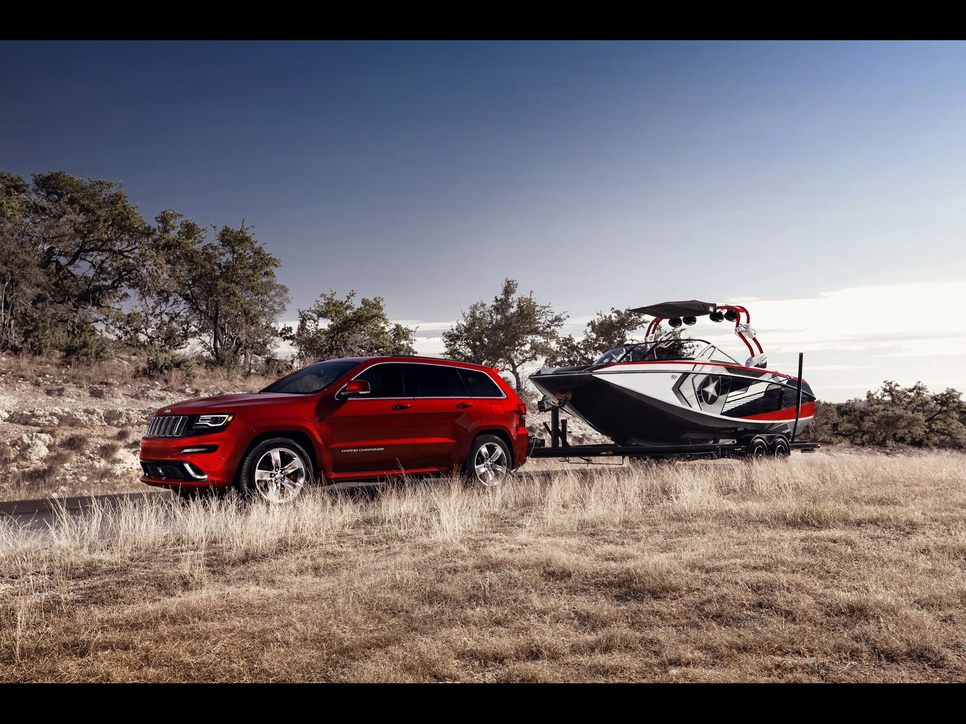 7 Best SUVs With Great Towing Capacity