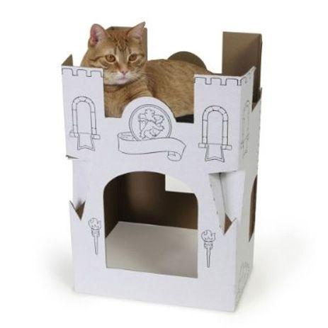 Charming Cat Tree House | Cat Furniture | CoolCatTreeHouse.com | FELINE ISPIRATION 2  | Pinterest | Cat Tree House, Cat Furniture And Cat Tree