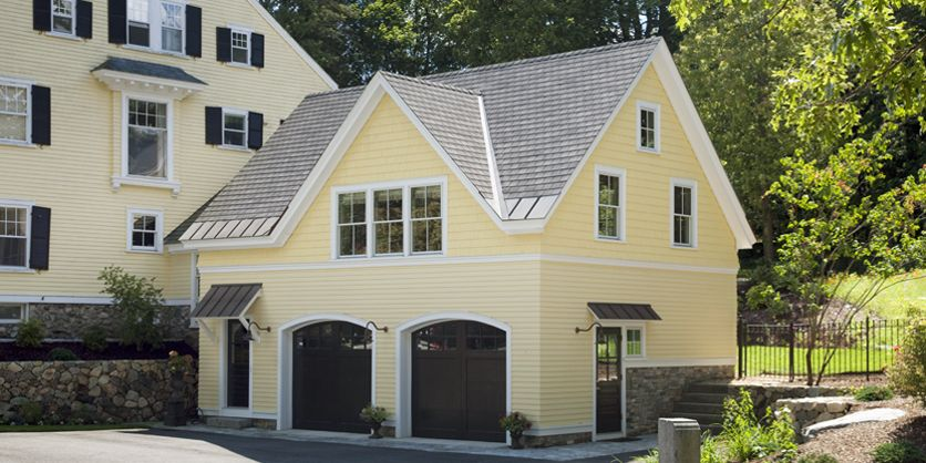 20 Traditional Architecture Inspired Detached Garages Dh