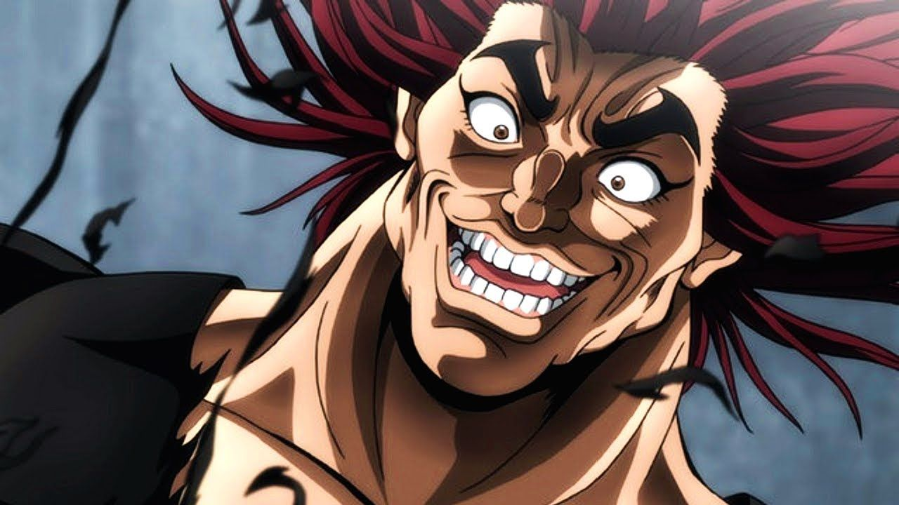 Baki 2020「AMV」 Born For This in 2020 Anime, Character