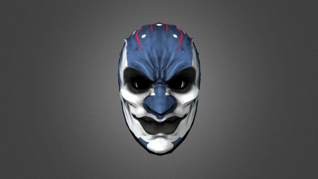 Sydney's Mask by Payday 2 | Staff picks | Payday 2, She mask, Shadowrun