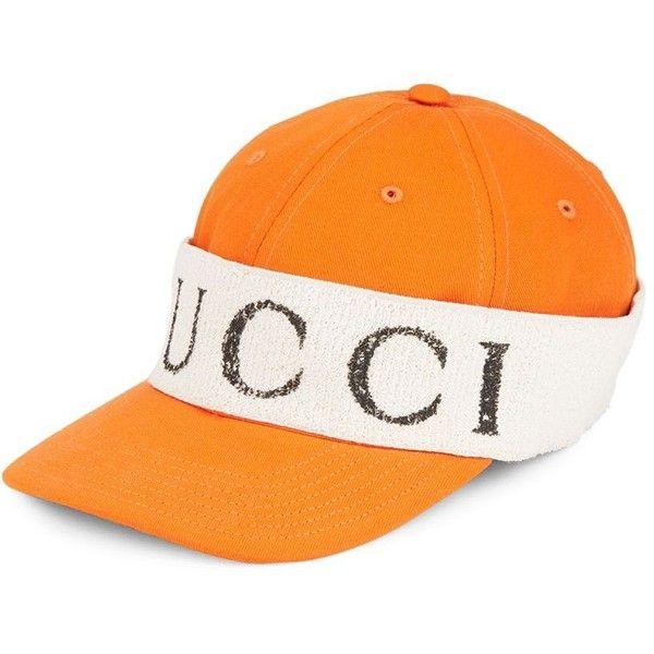 5689c56402e Gucci Gucci Wrap Baseball Cap (8