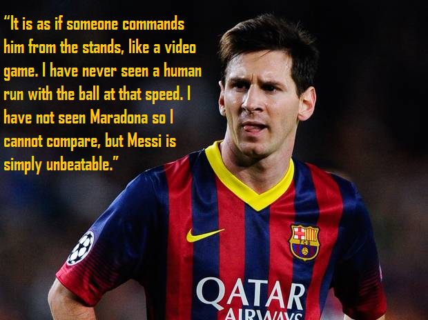 Lionel Messi Quotes U0026 Sayings   Messi Football Quotes, Messi Greatest Quotes  , Messi Motivational And Inspirational Quotes On Life And Football