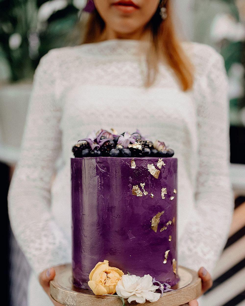 Violet Exotic wedding cake ,wedding cakes #weddingcake #cake