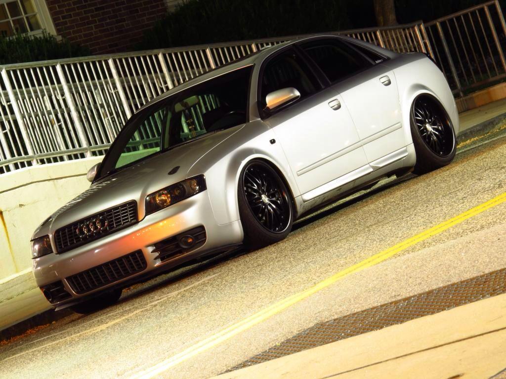 100 Hartmann Hrs6 204 Gs Wheels Bagged Audi A4 Yes