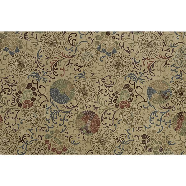Cyrille Area Rug From Crate And Barrel