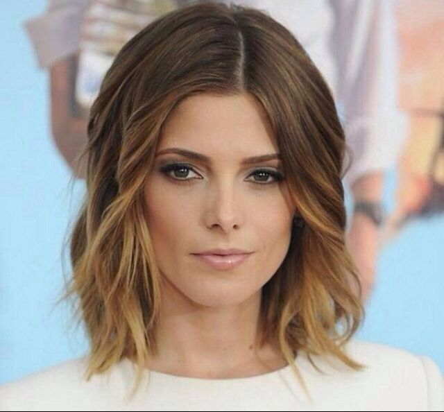 Balayage Beauty Frisuren Schulterlang Einfache Frisuren