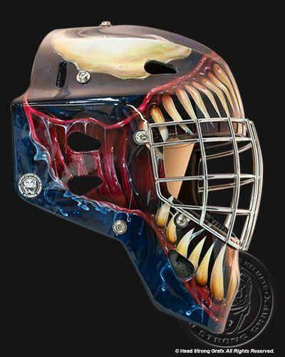 Pin By Elaine Lutty On Hockey Stuff Goalie Mask Goalie Hockey Helmet