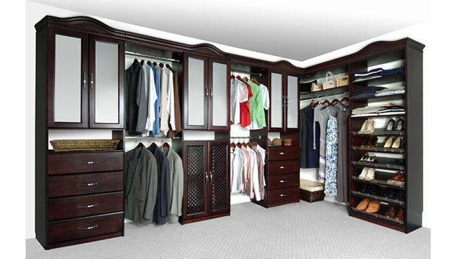 Solid Wood Closets Featured On Diy Network Show Wood Closet
