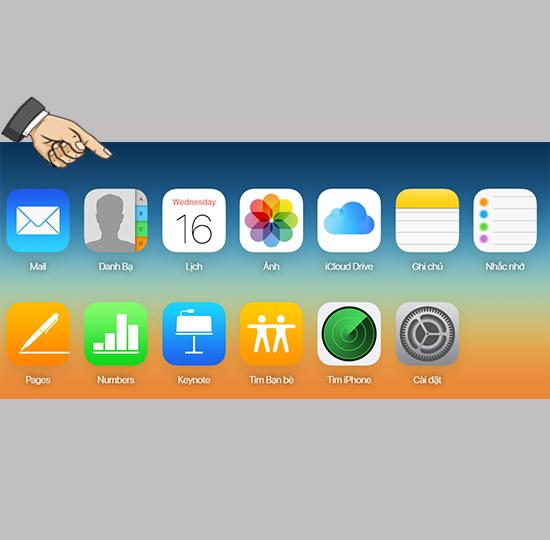 Sao lưu dữ liệu trên iPhone vào iCloud Iphone, Ipad, Máy