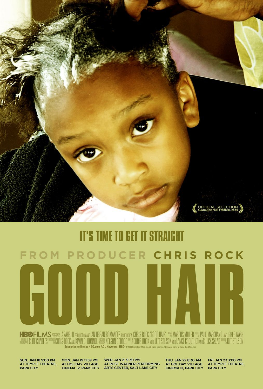 good hair starring chris rock