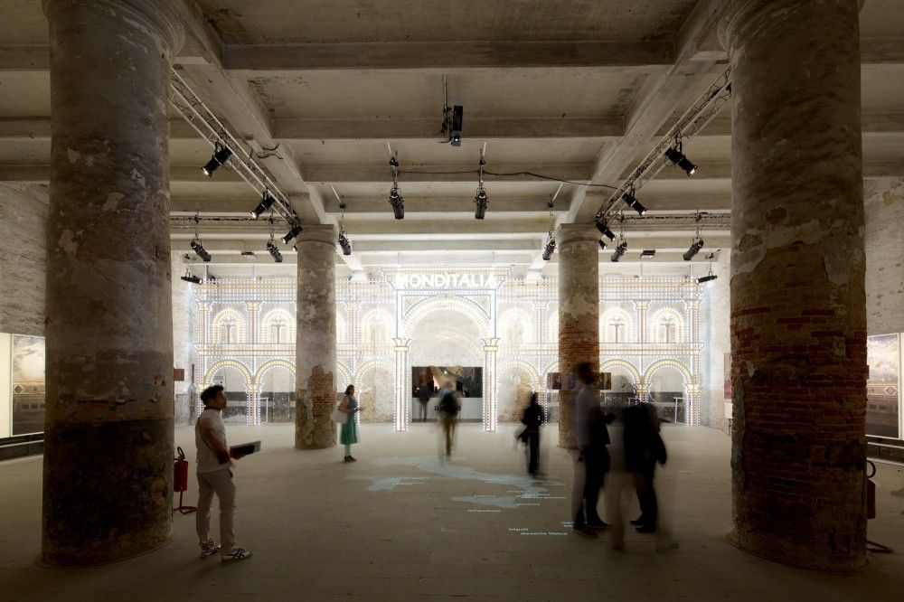 How OMA's Monditalia Paints A Dynamic Portrait of Italy