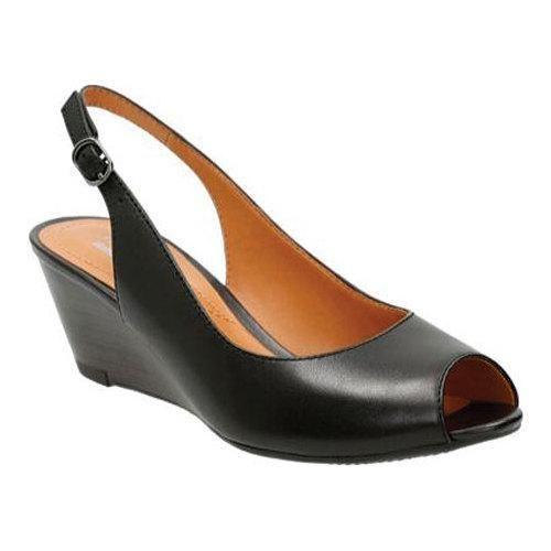 Womens Shoes Clarks Brielle April Black
